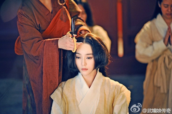 Phạm Băng Băng được cho là ni cô xinh đẹp nhất trong lịch sử phim ảnh 1