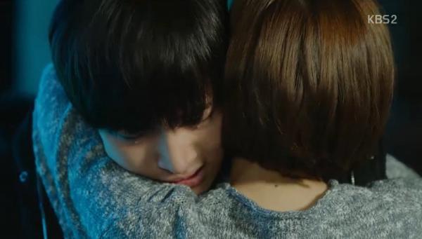 """""""Healer"""": Fan bấn loạn khi thấy Park Min Young chủ động hôn Ji Chang Wook 12"""