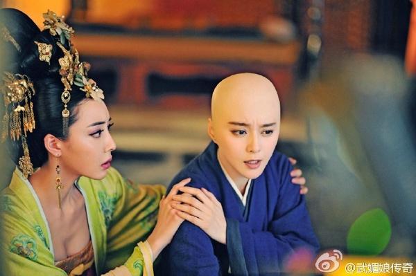 Phạm Băng Băng được cho là ni cô xinh đẹp nhất trong lịch sử phim ảnh 3