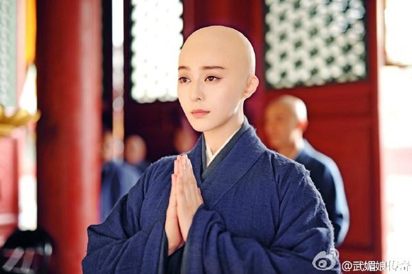 Phạm Băng Băng được cho là ni cô xinh đẹp nhất trong lịch sử phim ảnh 4