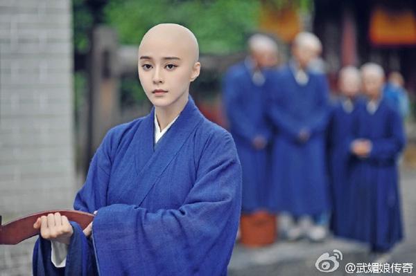 Phạm Băng Băng được cho là ni cô xinh đẹp nhất trong lịch sử phim ảnh 5