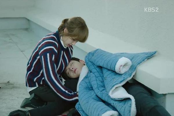 """""""Healer"""": Park Min Young muốn ôm hôn Ji Chang Wook 1"""