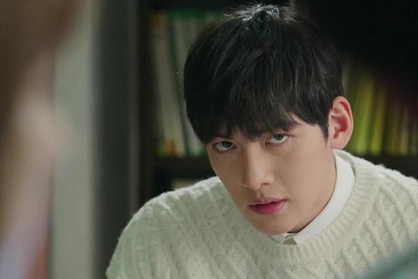 """""""Healer"""": Park Min Young muốn ôm hôn Ji Chang Wook 2"""