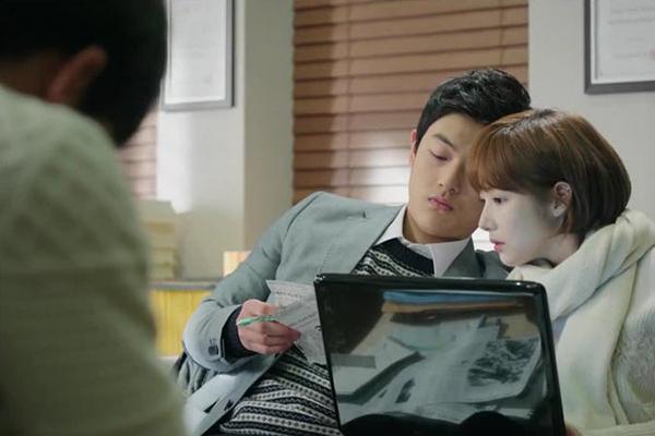 """""""Healer"""": Park Min Young muốn ôm hôn Ji Chang Wook 3"""