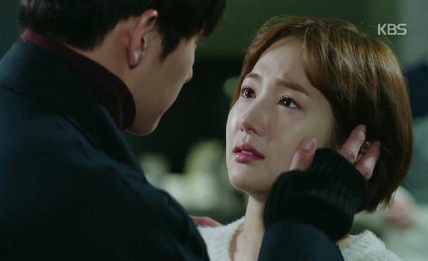 """""""Healer"""": Ji Chang Wook hôn tạm biệt trước mặt cha người yêu 2"""