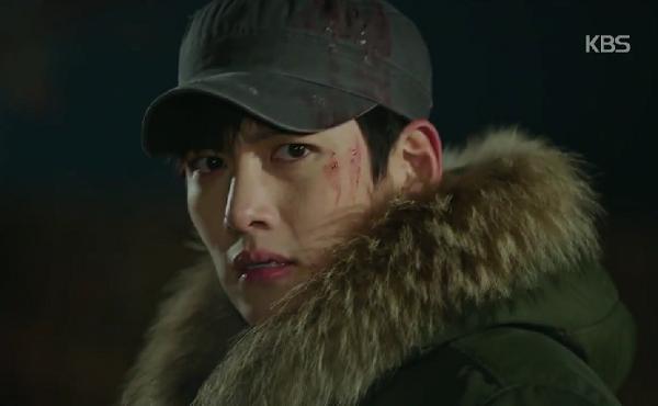 """""""Healer"""": Ji Chang Wook hôn tạm biệt trước mặt cha người yêu 10"""