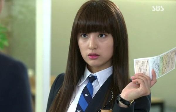 10 kiểu bạn gái không ai muốn hẹn hò trong phim Hàn 4