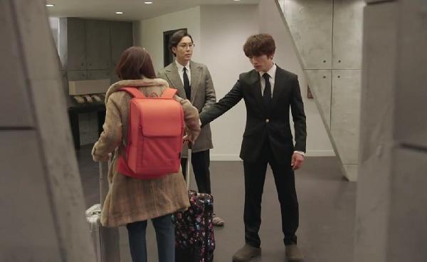 Hwang Jung Eum dọn về ở cùng một nhà với Ji Sung 5