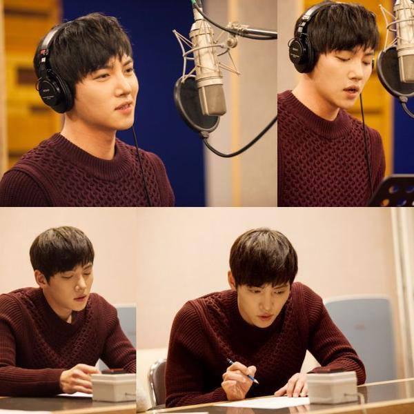 """""""Healer"""": Ji Chang Wook đích thân thu âm ca khúc nhạc phim 3"""