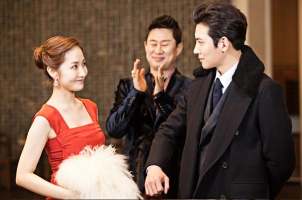 """Park Min Young """"lột xác"""" thành quý cô sang chảnh 1"""