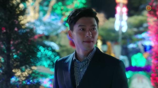 Hyun Bin to tiếng nạt nộ Han Ji Min trong thang máy 5
