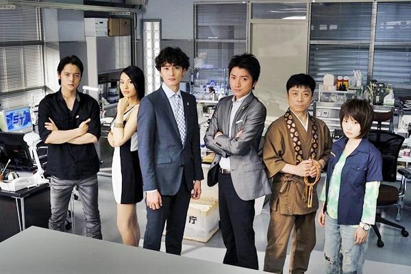 """""""Đội đặc nhiệm ST"""" của Fujiwara Tatsuya tung trailer đầy kịch tính 1"""