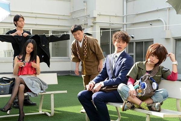 """""""Đội đặc nhiệm ST"""" của Fujiwara Tatsuya tung trailer đầy kịch tính 2"""