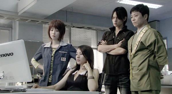 """""""Đội đặc nhiệm ST"""" của Fujiwara Tatsuya tung trailer đầy kịch tính 4"""