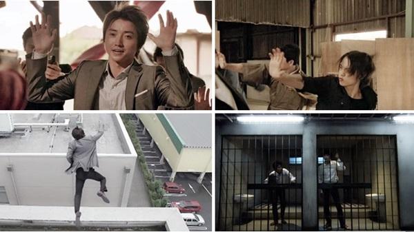 """""""Đội đặc nhiệm ST"""" của Fujiwara Tatsuya tung trailer đầy kịch tính 6"""