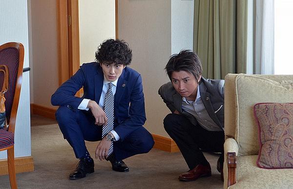 """""""Đội đặc nhiệm ST"""" của Fujiwara Tatsuya tung trailer đầy kịch tính 8"""