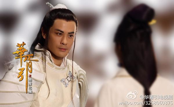 Phim truyền hình Hoa Ngữ 2015: Cổ trang thống trị, chuyển thể lên ngôi 11