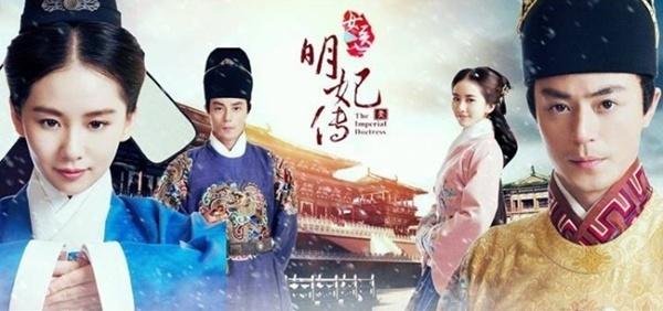Phim truyền hình Hoa Ngữ 2015: Cổ trang thống trị, chuyển thể lên ngôi 4