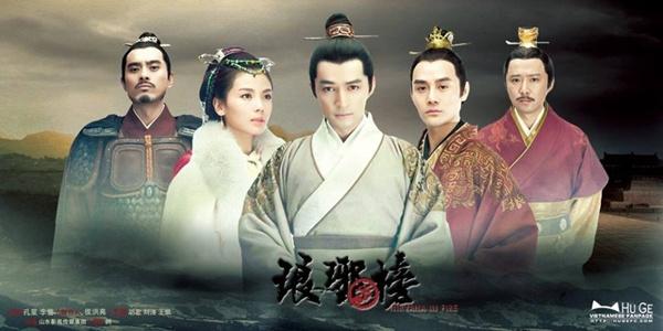 Phim truyền hình Hoa Ngữ 2015: Cổ trang thống trị, chuyển thể lên ngôi 5