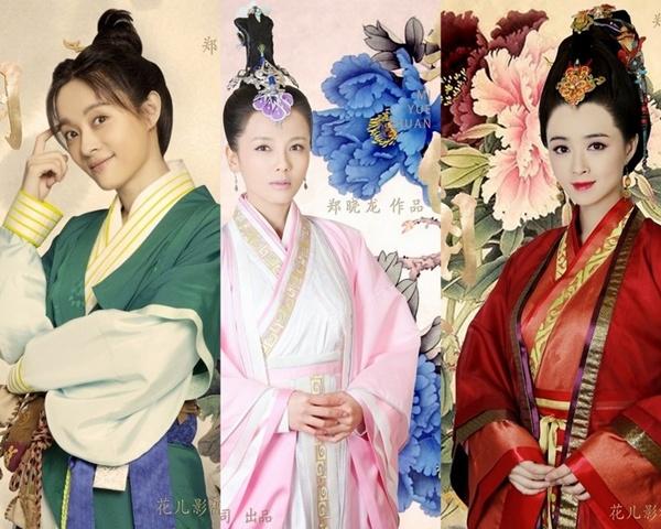 Phim truyền hình Hoa Ngữ 2015: Cổ trang thống trị, chuyển thể lên ngôi 8