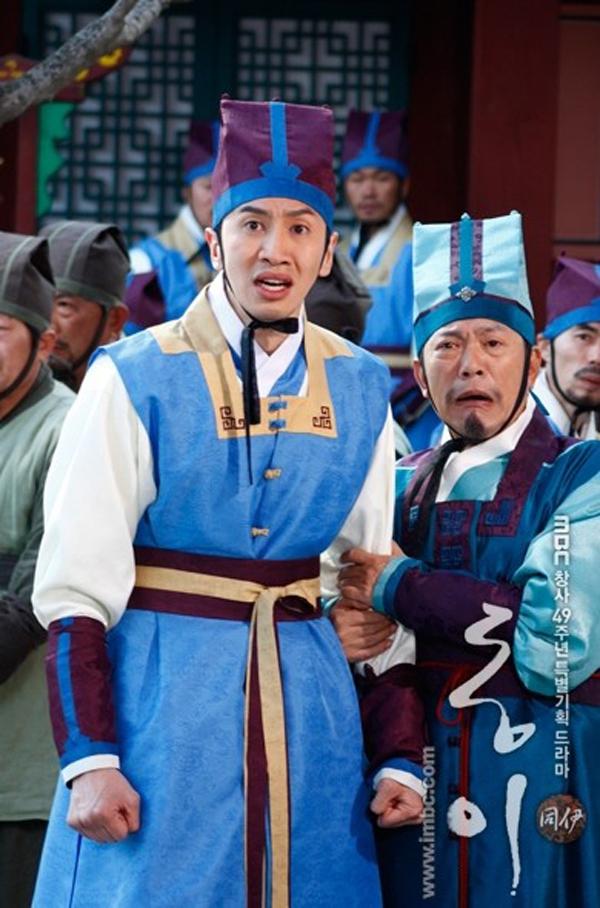 """""""Hươu cao cổ"""" Lee Kwang Soo và """"bộ sưu tập"""" những vai diễn thú vị 5"""