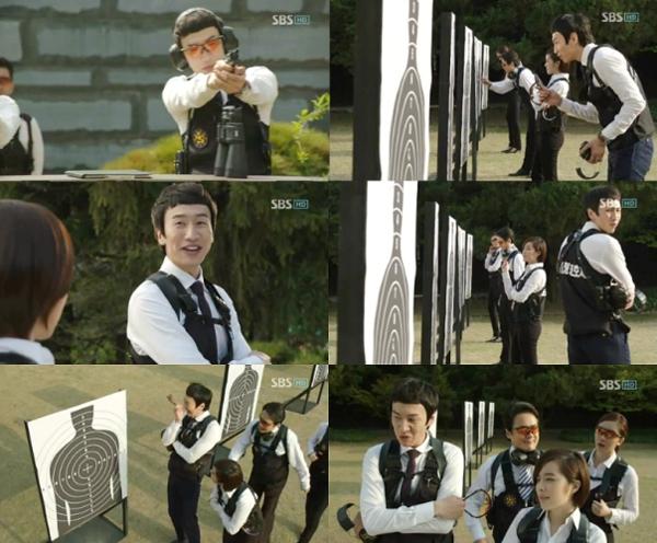 """""""Hươu cao cổ"""" Lee Kwang Soo và """"bộ sưu tập"""" những vai diễn thú vị 12"""