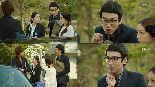 """""""Hươu cao cổ"""" Lee Kwang Soo và """"bộ sưu tập"""" những vai diễn thú vị 14"""