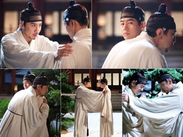 """""""Hươu cao cổ"""" Lee Kwang Soo và """"bộ sưu tập"""" những vai diễn thú vị 20"""