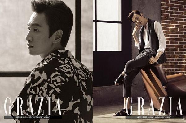 """""""Hươu cao cổ"""" Lee Kwang Soo và """"bộ sưu tập"""" những vai diễn thú vị 3"""