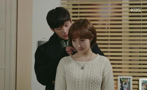 Fan bật cười cảnh Ji Chang Wook căng thẳng đối mặt với bố người yêu 1