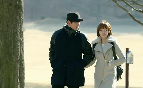 Ji Chang Wook về lại bên Park Min Young sau bao hiểu lầm 1