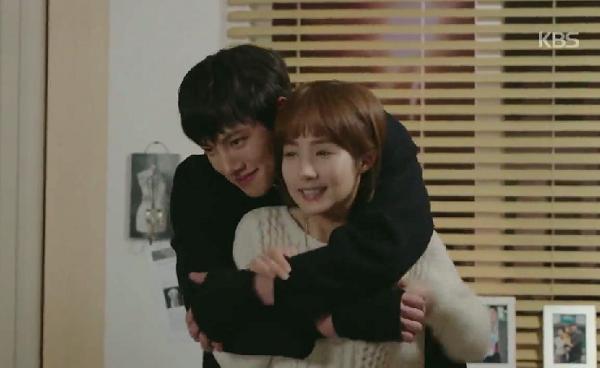 Fan bật cười cảnh Ji Chang Wook căng thẳng đối mặt với bố người yêu 2