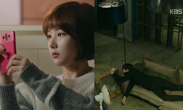 Ji Chang Wook về lại bên Park Min Young sau bao hiểu lầm 2