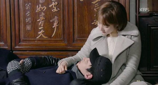 Fan bật cười cảnh Ji Chang Wook căng thẳng đối mặt với bố người yêu 3