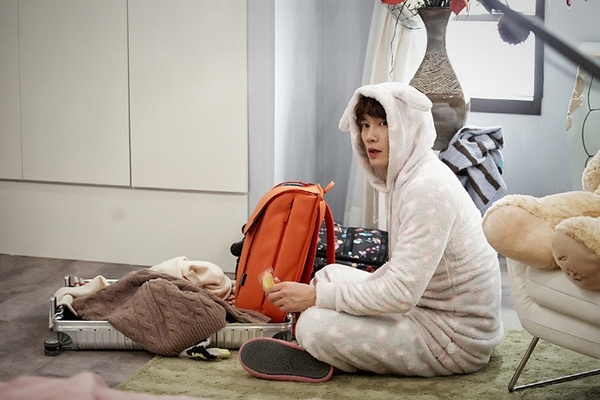 Ji Sung bỗng biến thành bé gái 7 tuổi 5