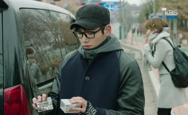 Ji Chang Wook về lại bên Park Min Young sau bao hiểu lầm 7