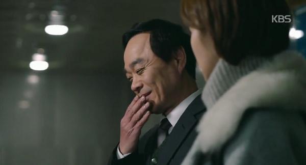 Fan bật cười cảnh Ji Chang Wook căng thẳng đối mặt với bố người yêu 9