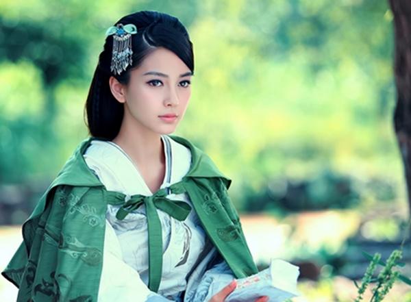 Khán giả Trung Quốc điên đảo vì Angela Baby quá xinh 2