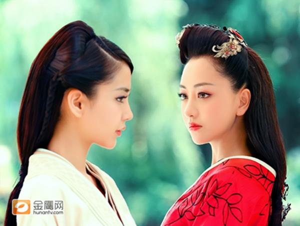 Khán giả Trung Quốc điên đảo vì Angela Baby quá xinh 4