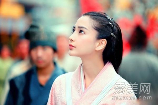 Khán giả Trung Quốc điên đảo vì Angela Baby quá xinh 6