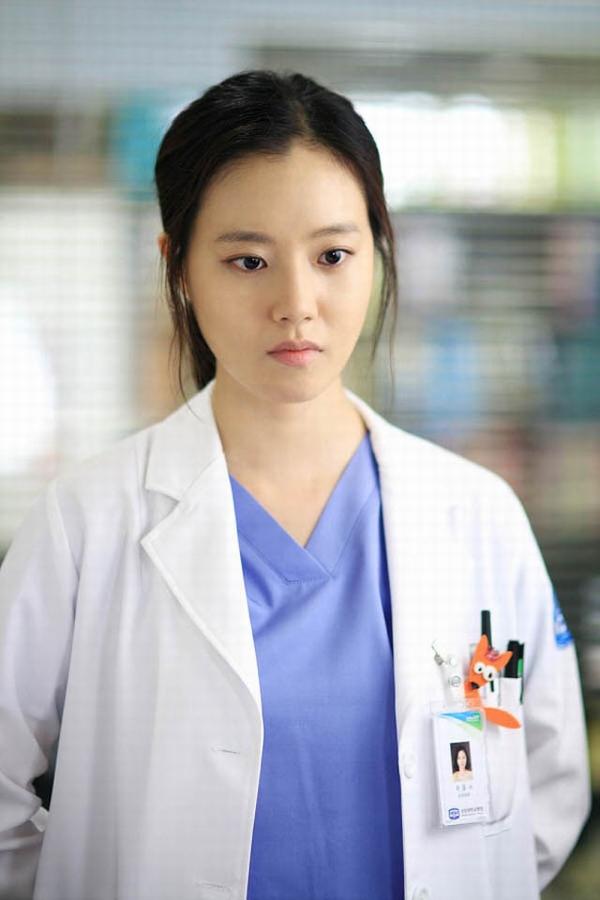 """""""Nữ bác sĩ thiên thần"""" Moon Chae Won 6"""