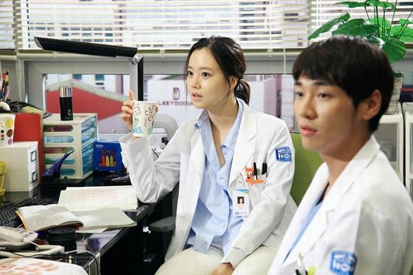 """""""Nữ bác sĩ thiên thần"""" Moon Chae Won 2"""