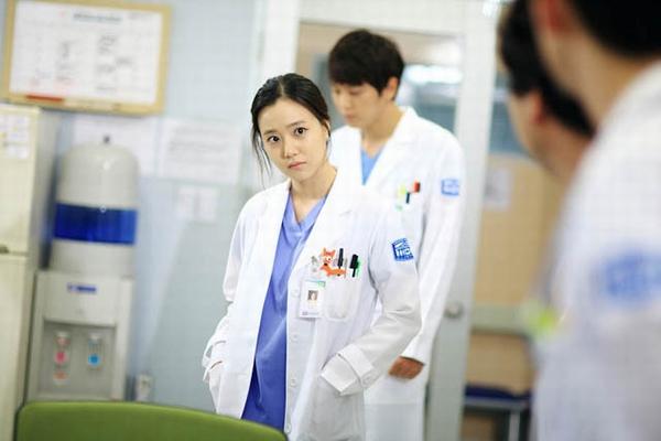 """""""Nữ bác sĩ thiên thần"""" Moon Chae Won 3"""