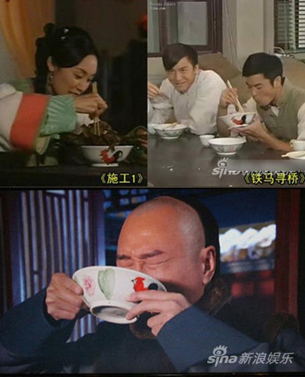 """Chiếc áo đạo cụ """"16 năm vẫn mặc tốt"""" của TVB 5"""