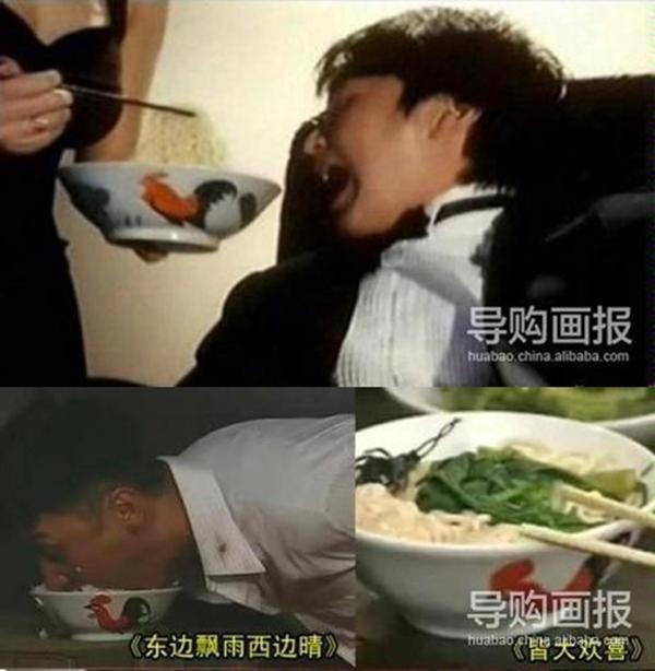 """Chiếc áo đạo cụ """"16 năm vẫn mặc tốt"""" của TVB 4"""