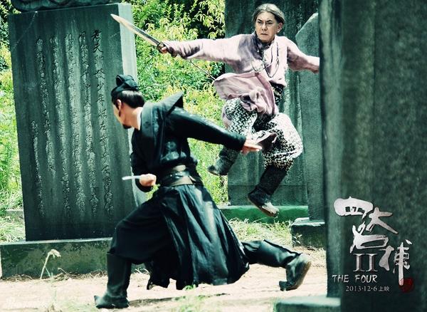 """Lưu Diệc Phi - Người đẹp khóc của """"Tứ đại danh bổ 2"""" 10"""