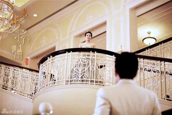 """Lưu Thi Thi không làm cô dâu của Ngô Kỳ Long trong """"Bộ Bộ 2"""" 3"""