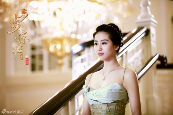 """Lưu Thi Thi không làm cô dâu của Ngô Kỳ Long trong """"Bộ Bộ 2"""" 1"""