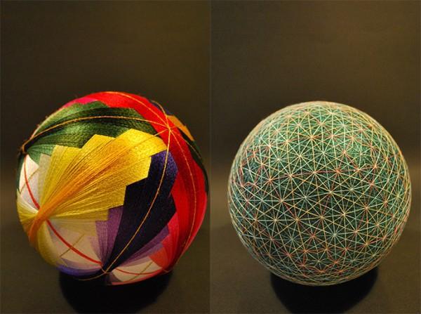 Bộ sưu tập những quả bóng đan bằng tay tinh xảo được làm bởi bà cụ 92 tuổi 7