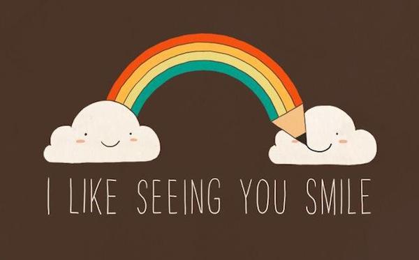 Những hình ảnh minh họa đáng yêu làm bạn mỉm cười khi xem 2